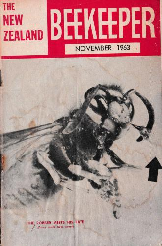 Historical ABC Journal Covers 1963 November